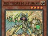Ange Valkyrie de la Puissance