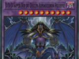 D/D/D Super Roi du Déclin Armageddon Pourpre