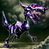 Dragon Obsidien
