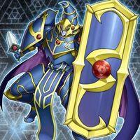 Bouclier divin le chevalier magique