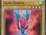 Dame Harpie