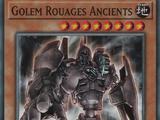 Golem Rouages Ancients