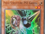 Pièce Structure-PSY Gamma