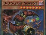 D/D Savant Newton