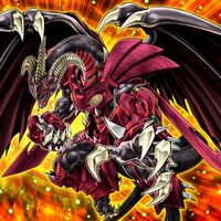 Dragon Rouge Archdémon-Mode Assaut