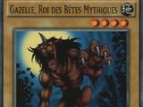Gazelle, Roi des Bêtes Mythiques