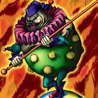 Clown grossier