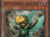 Homme-Oiseau, Allié Genex