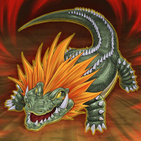 Alligator Lion