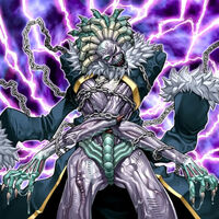 Foto brron, rey loco del mundo oscuro