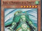 Raiza, le Monarque de la Tempête