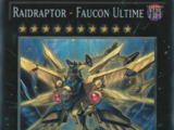 Raidraptor - Faucon Ultime