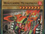 Wolflamme Métalphose