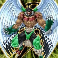 Homme oiseau sauvage, héros élémentaire