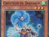 Créateur de Diapason