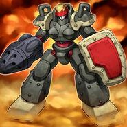 Artilleur du rempart, héros élémentaire2