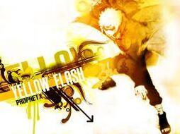 Minato yellow flash