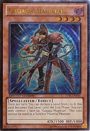 Gagaga MagicianCooly