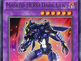 Masked HERO Dark Law