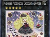 Madolche Puddingcess Chocolat-a-la-Mode