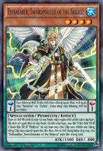 Zefrasaber, Swordmaster of the Nekroz
