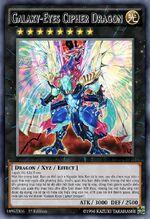 Galaxy-Eyes Cipher Dragon