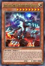 Super Anti-Kaiju War Machine Mecha-Dogoran