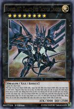 Number 107 Galaxy-Eyes Tachyon Dragon