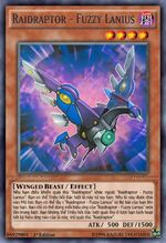 Raidraptor - Fuzzy Lanius