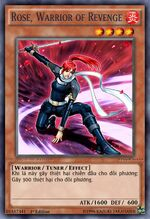 Rose, Warrior of Revenge