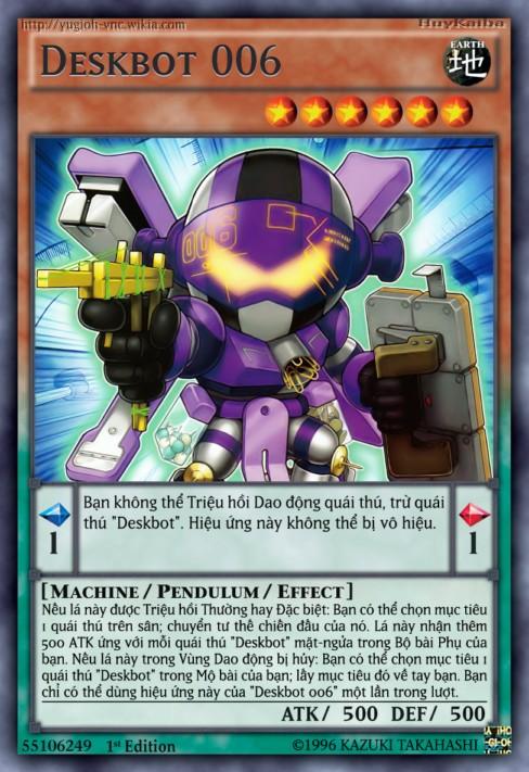 Deskbot 006