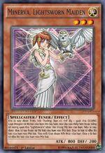 Minerva, Lightsworn Maiden