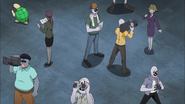 Ep003 Reporter Avatars in Link VRAINS