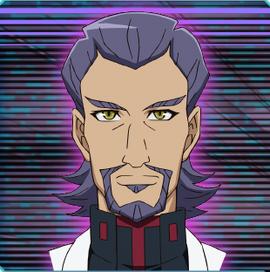Dr. Kogami face