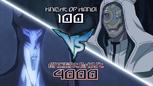 Knight of Hanoi vs Ancient Ghost