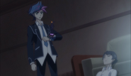 Ep022 Yusaku learning about the next target