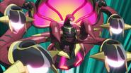 Ep015 Altergeist Primebanshee about to attack