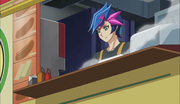 Ep047 Yusaku working the hot dog truck