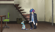 Ep068 Roboppy and Yusaku
