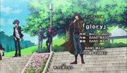 Ed 4 Kusanagi, Yusaku, Akira and Emma
