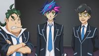 Ep006 Naoki, Yusaku and Hosoda