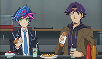Ep025 Yusaku and Shoichi eating
