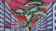 Ep023 Gouki Twist Cobra