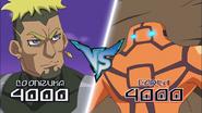 Go Onizuka vs Earth