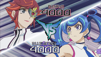 Ep025 Blue Angel vs Baira
