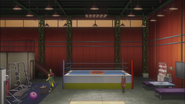 Ep003 Go's training room