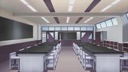 Ep016 Yusaku in Duel Club's classroom