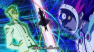 Spectre, Kogami and Revolver in Vrains ed 2