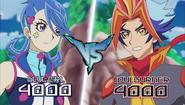 Blue Girl vs Soulburner