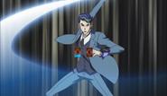 Ep018 Akira Special Summons Tindangle Hound